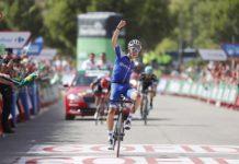 Un succès pour la France à la Vuelta 2017