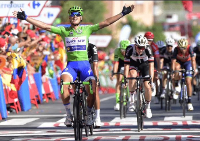 La Vuelta 2017 continue à merveille pour la Quick-Step