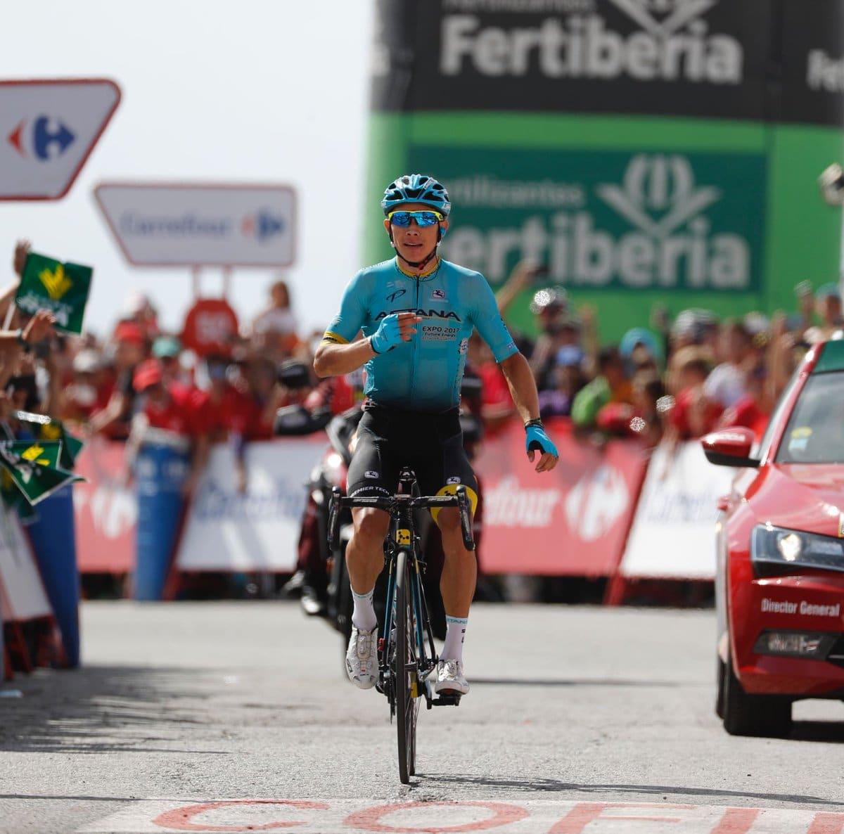 Tour d'Espagne: Froome survole le