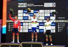 Peter Sagan champion du monde pour la 3ème fois consécutive !