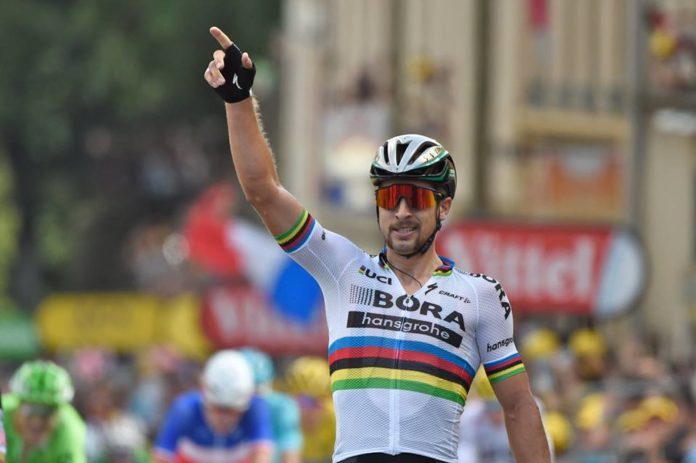 Championnats du monde de Bergen 2017 - Peter Sagan a une nouvelle fois été sacré champion du monde. Le Slovaque a devancé Kristoff et