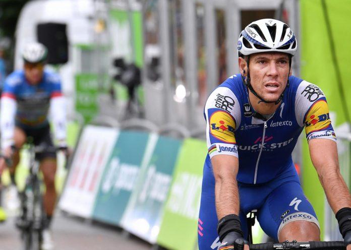 Philippe Gilbert vise Milan-San Remo et Paris-Roubaix en priorité