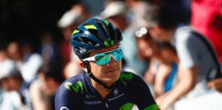 Richard Carapaz (Movistar) en a fini avec sa saison 2017. Une saison de néo pro qui aura vu l'Equatorien faire bien plus que de la figuration