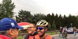 Bahrain Merida avec un duo Nibali, Colbrelli