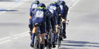 La Movistar Team vise les Grands Tours