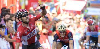 La Vuelta 2017 réussit à la Lotto Soudal