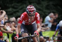 Tour d'Italie 2018 composition Lotto Soudal