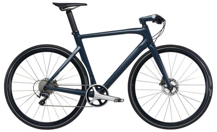 Le vélo urbain de luxe produit par Time