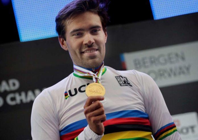 Tour d'Abu Dhabi avec Dumoulin et Kelderman