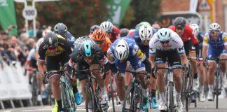Tour de Grande Bretagne 2017, 4e étape : au terme d'un nouveau sprint, c'est le Colombien Fernando Gaviria (Quick-Step Floors) qui l'a emporté