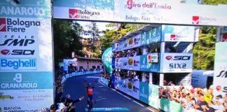 Tour d'Emilie 2017 remporté par Giovanni Visconti