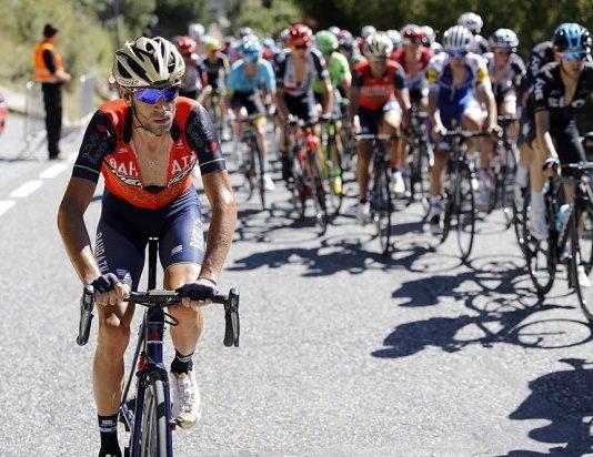 Vincenzo Nibali proche d'un 5e Grand Tour