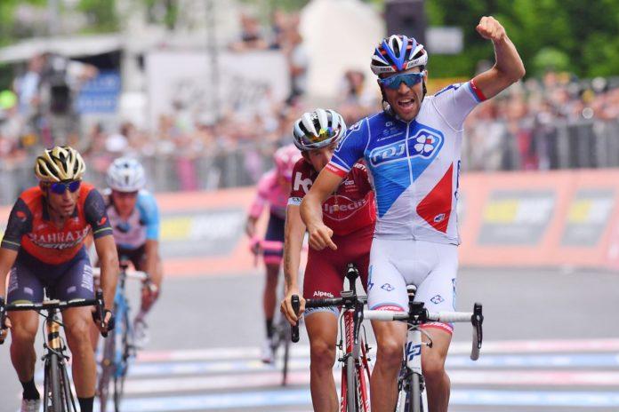 Thibaut Pinot, derniers réglages en vu du Giro