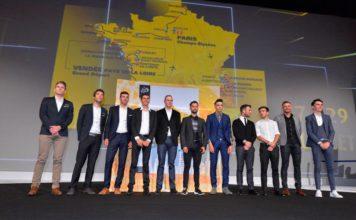 Le Tour de France 2018 démarre le 7 juillet