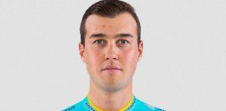 Daniil Fominykh courra chez Astana en 2018