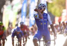 Fernando Gaviria termine le Tour of Guagxi