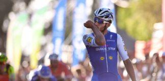 Fernando Gaviria gagne la 1ère étape