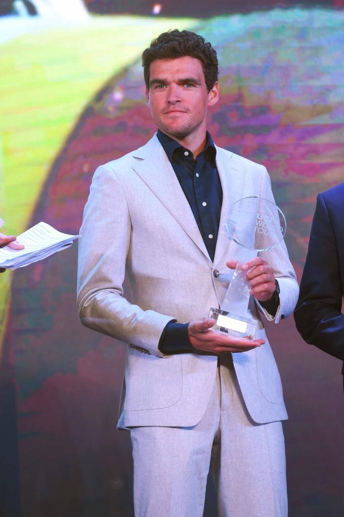 Greg Van Avermaet premier du classement World Tour