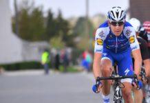 Laurens De Plus est tombé au Tour de Lombardie