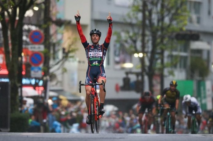 Marco Canola remporte le Criterium Japan Cup