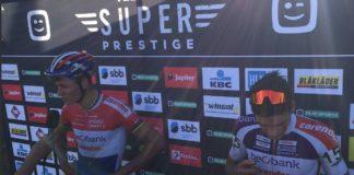 Mathieu Van der Poel remporte manche Superprestige