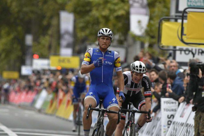 Paris-Tours durcit son parcours
