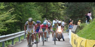 Le Monte Zoncolan terrible ascension du Tour d'Italie