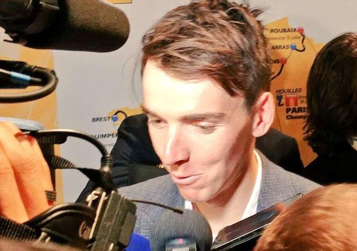 Romain Bardet va démarrer au Trofeo Laigueglia
