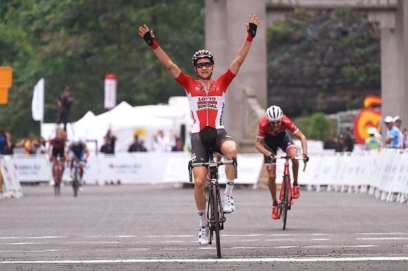 Tim Wellens nouveau leader du Tour of Guangxi 2017