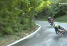 Tour de Lombardie 2017 sans Esteban Chaves