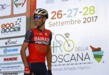 Vincenzo Nibali Bahrain Merida Flèche Wallonne 2018