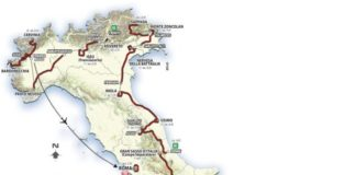 Giro 2018 du 4 au 27 mai