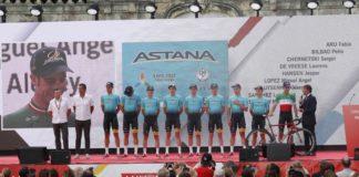 Astana mise sur Lopez et Fuglsang