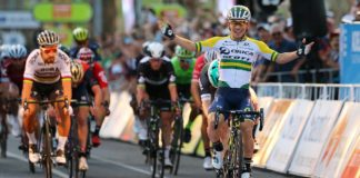 Tour Down Under 2019 avec Caleb Ewan