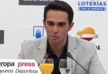 Alberto Contador est hospitalisé
