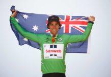 Michael Matthews (Sunweb) pas certain d'être sur le Tour de France 2018