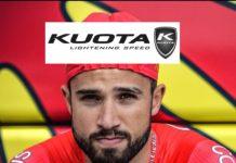 Nacer Bouhanni roulera sur un Kuota pour les deux prochaines saisons