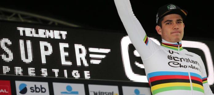 Wout van Aert mène le classement général