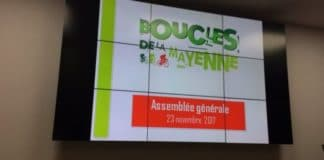 Présentation Boucles de la Mayenne 2018