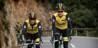 LottoNL-Jumbo nouveau maillot