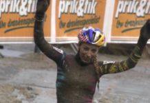 Pauline Ferrand-Prévot cyclo cross 2018 overijse