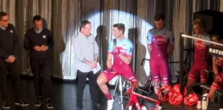 Tony Martin participera en 2018 au Tour de France et au Giro
