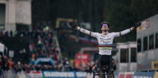 Wout van Aert de nouveau le patron du cyclo-cross