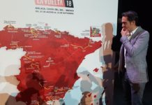 Tour d'Espagne pourrait partir du Yorkshire