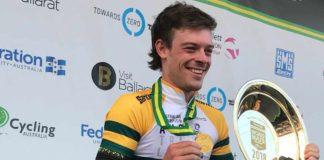 Alexander Edmondson Mitchelton Scott champion d'Australie 2018