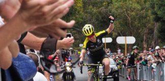 Amanda Spratt remporte la 3e étape du Santos Women's Tour