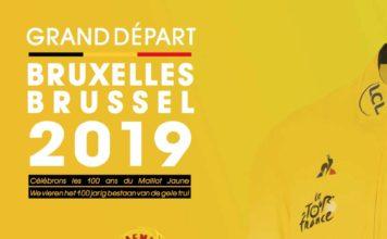 Le Tour de France 2019 part de Bruxelles