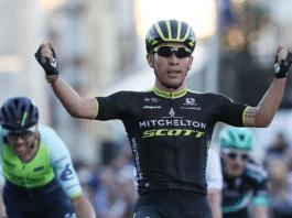 Caleb Ewan (Mitchelton-Scott), champion d'Australie du Critérium