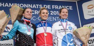 Championnat de France de cyclo-cross Pauline Ferrand-Prevot