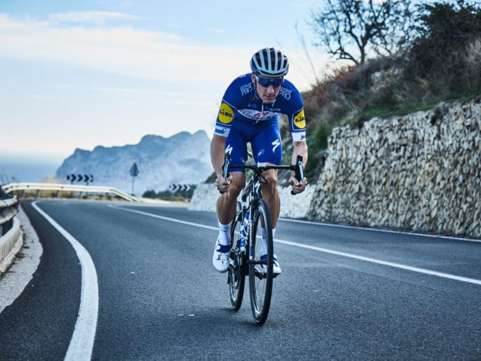 Tour d'Italie 2018 avec Elia Viviani chez Quick-Step Floors